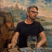 """""""Galleristen"""" av Niklas Asker"""